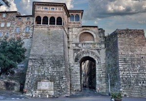 The Etruscan Arch